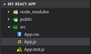 App.js React.js