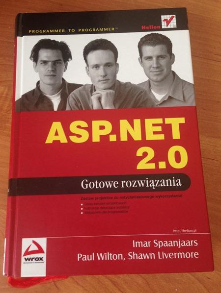 ASP.NET 2.0 Gotowe rozwiązania
