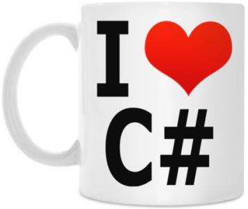 Kocham C#