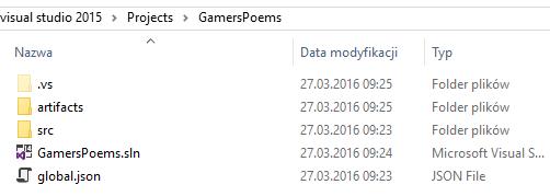 Folder solucja