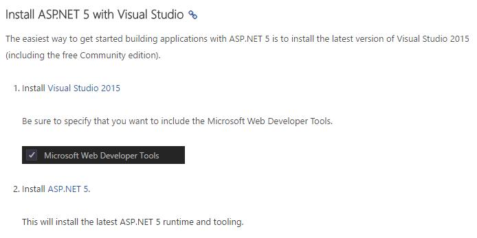 Instalacja ASP.NET Core