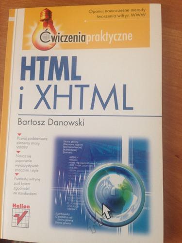 HTML I XHTML