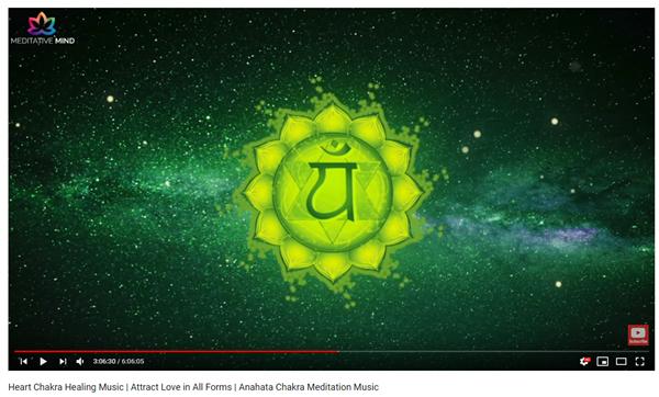 Heart Chakra Healling Music Youtube