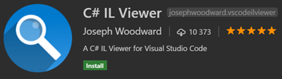 C# IL Viewer