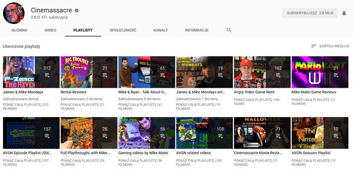 Youtube AVGN