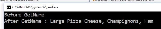 Console Pizza 2